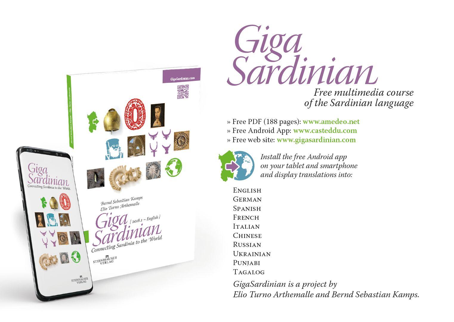 GigaSardinian – A Multimedia Language Course